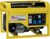 Generator curent ieftin Stager GG 7500 E+B benzina