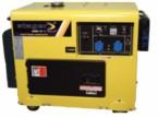 Generatoare Curent Automatizate/220V DG 5500S+ATS